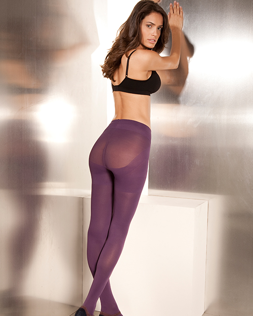 42d17fbfb2 Biofir Anti-Cellulite Slimming Opaque Tights