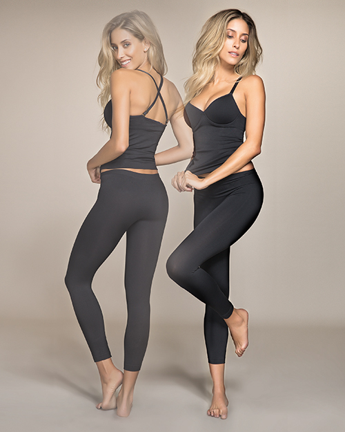 shapewear - BioPromise anti-cellulite leggings